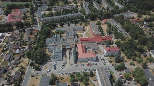 Ypatingas sukaktis minėsianti Alytaus ligoninė ne tik gydys, bet ir švęs
