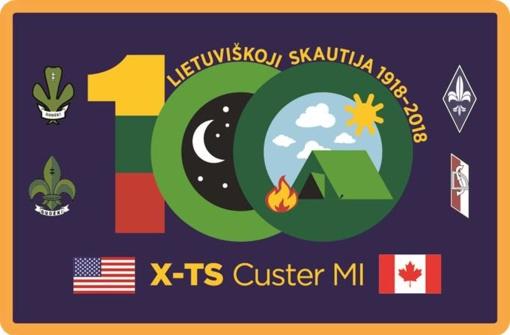 X-oji Lietuvių skautų Tautinė stovykla: istorijos ir patirtys