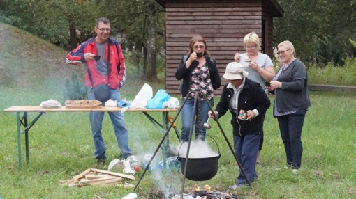 Kalnelyje gimsta nauja rudens sutiktuvių tradicija