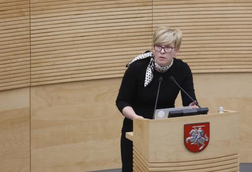 I. Šimonytė apsisprendė - sieks prezidentės posto