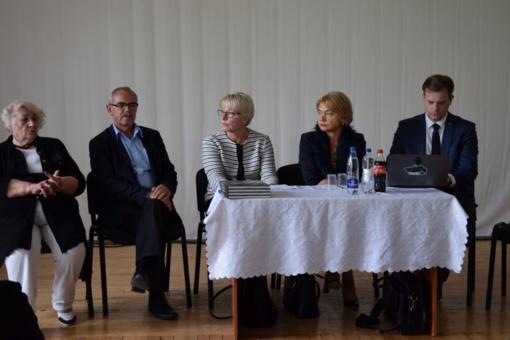 Seimo nariai: VšĮ Raseinių ligoninė gyvuos