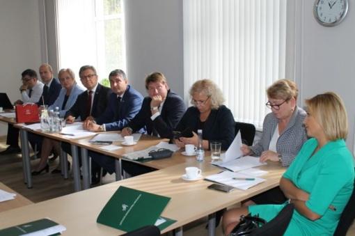 Meras savivaldos klausimus svarstė Vilniuje