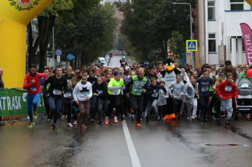 Tradicinis Saulės mūšio bėgimas debiutuoja Lietuvos taurėje
