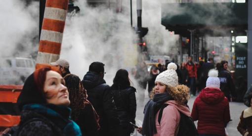 Europoje dėl oro taršos kasmet miršta po 400 tūkst. žmonių