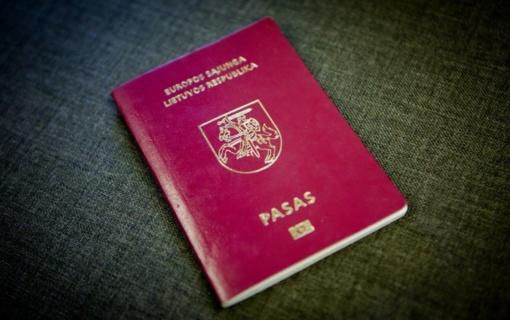 Informacija dėl migracijos pertvarkos