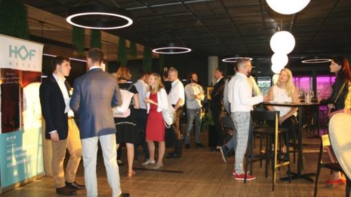 Pirmasis Kauno užsienio investuotojų bendruomenės susitikimas: į ateitį žvelgia optimistiškai