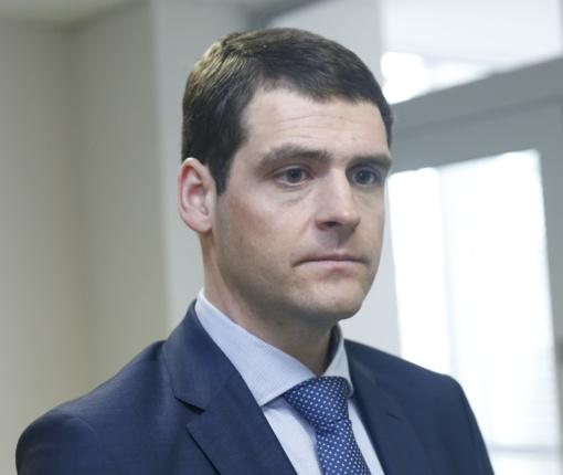 R. Žemaitaitis: išgirdę apie R. Pakso ketinimus prezidento rinkimuose, įsižeidė visi partijos nariai