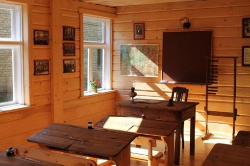 Atnaujintas Žalpių kraštotyros muziejus