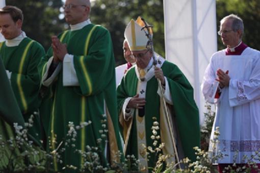 Popiežius Pranciškus: nukrečia šiurpas vien ištarus Sibiras, Vilniaus ir Kauno getai