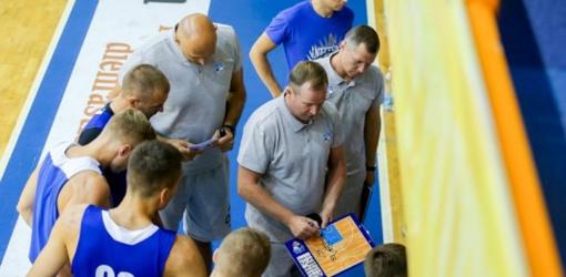 Pasiruošimą sezonui įvertinęs K. Maksvytis: apie komandos progresą bei džiuginantį jaunimą