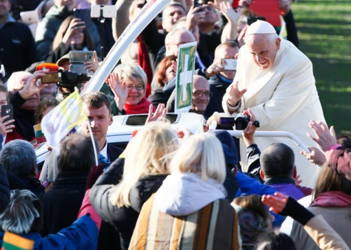 Popiežiaus žinia iš Kauno: ko reikia, kad solidarumo globalizacija taptų tikrove