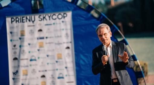 """Naujasis """"Skycop"""" prezidentas – Vidmantas Žiemelis"""