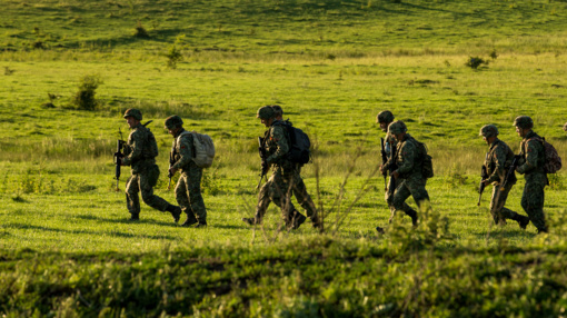 Vilniaus rajone vyks Krašto apsaugos savanorių pajėgų pratybos