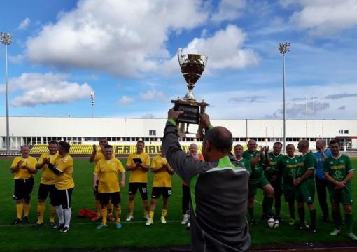 Legendinio klubo taurė iškeliavo į Kaišiadoris