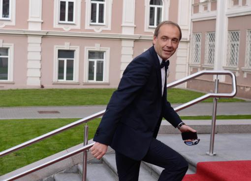 K. Brazauskienės sūnus E. Butrimas stojo prieš teismą