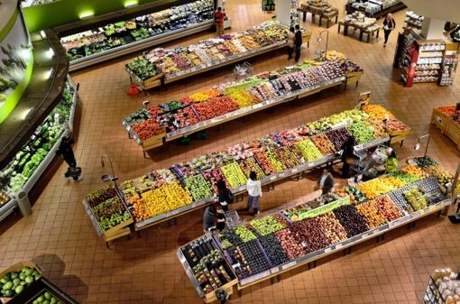 Maisto produktams siūloma taikyti lengvatinį 9 proc. PVM tarifą