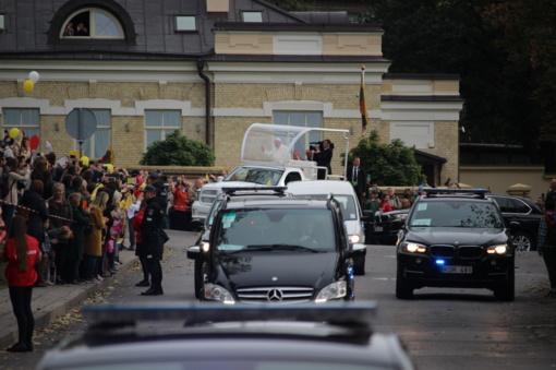 """""""Telia"""": ryšio apkrovos popiežiaus vizito metu parodė, kad Lietuva tikrai turi aukščiausio lygio ryšio infrastruktūrą"""