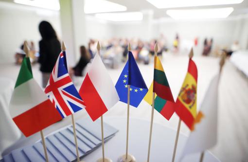 """Sėkminga konferencija """"Inovatyvūs žemos kvalifikacijos asmenų įtraukimo į darbo rinką metodai"""""""
