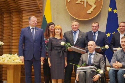 Įvertintas alytiškio Donato Dundzio Europos neįgaliųjų lengvosios atletikos čempionate laimėjimas