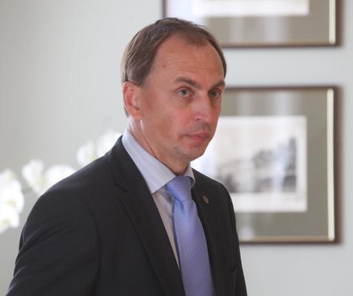Teisingumo ministrui viešųjų pirkimų klausimais patarinės buvęs VPT vadovas