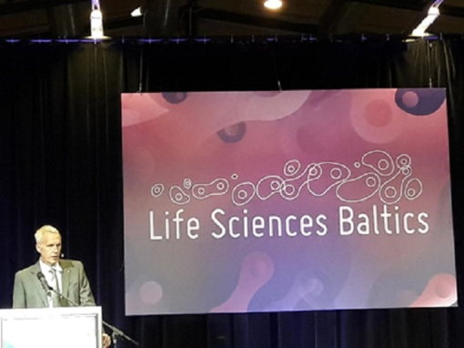 Nobelio premijos laureatas B. Kobilka Vilniuje pradėjo gyvybės mokslų konferenciją