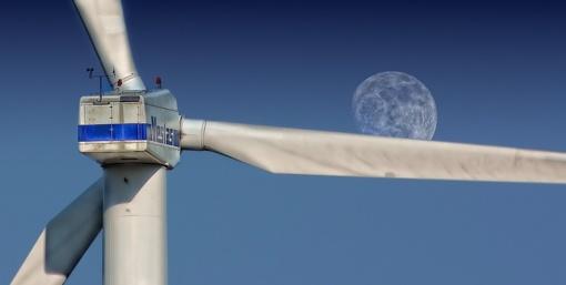 Stipresni vėjo gūsiai bus tik vietomis, jų didesnė tikimybė vakariniuose rajonuose