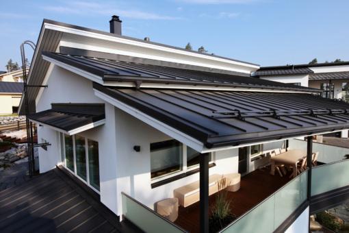 Kaip išsirinkti plieninę stogo dangą?