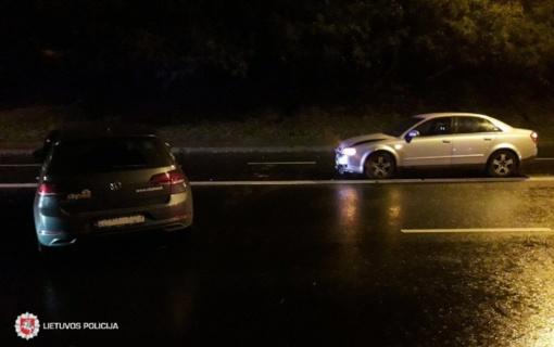 Per savaitę šalies keliuose žuvo du eismo dalyviai, sužeisti 78 žmonės