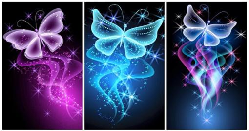 Testas: išsirinkite drugelį ir sužinokite šį tą apie save