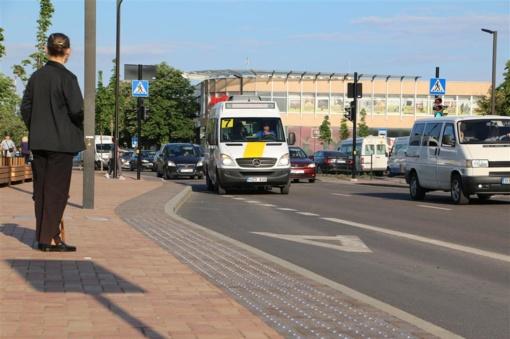 Tarptautinę pagyvenusių žmonių dieną kelionė viešuoju transportu Alytuje senjorams kainuos 1 centą!