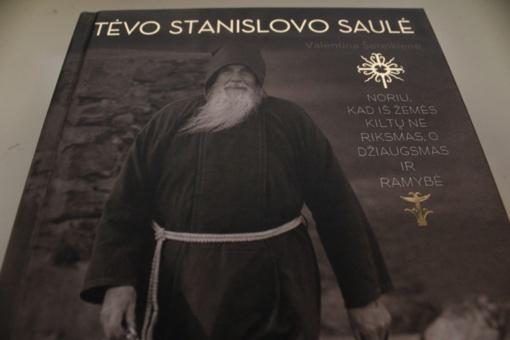 Lietuvos ypatingajame archyve - virtuali paroda, skirta Tėvo Stanislovo 100-osioms metinėms