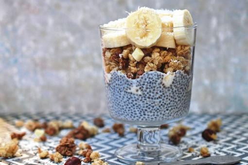 Šalavijo sėklų pudingas pakeis jūsų požiūrį į pusryčius