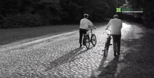 Apie mokytoją A. Ramanauską pasakosiančio kūrinio filmavimai vyko Lazdijų ir Varėnos rajonuose (vaizdo įrašas)