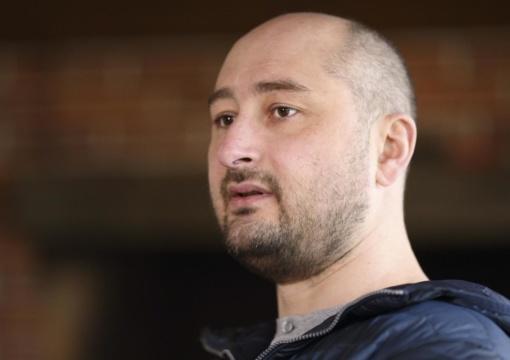 Ukrainos žurnalistas: Maskva Vilniuje užsakė rusų disidento žmogžudystę