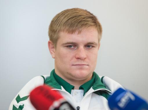 Boksininkas E. Petrauskas jau lapkritį sugrįžta į profesionalų ringą