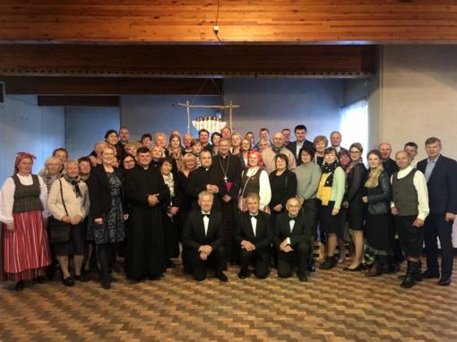 Kulių Šventojo vyskupo Stanislovo bažnyčioje – konsekravimo šimtmetis