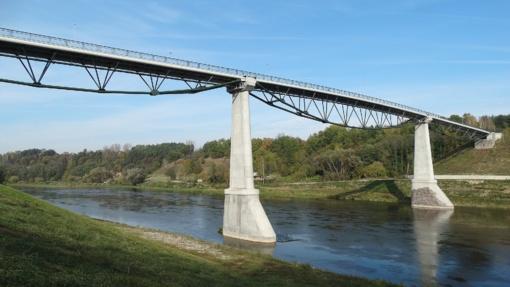 Alytuje po tiltu rastas mirtinai susižalojęs vyras