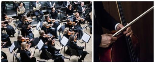 Kauno miesto simfoninis orkestras naują sezoną pradeda didingu koncertu šalies pedagogams