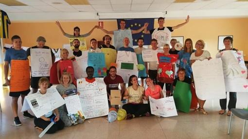 Specialistas iš Elektrėnų savivaldybės Erasmus+ mokymuose Ispanijoje