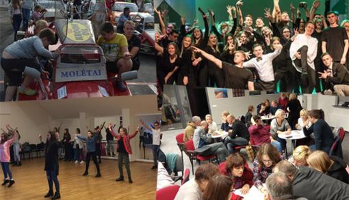 Rajono jaunimo iniciatyvoms savivaldybė skyrė 2000 €