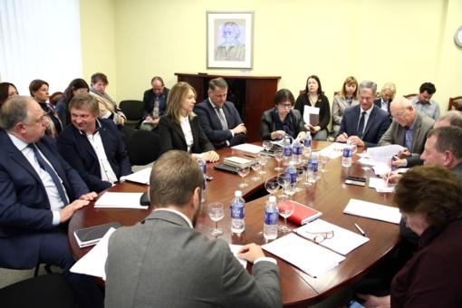 Universiteto taryba patvirtino galutinį sutikimą integruotis į Vilniaus universiteto struktūrą