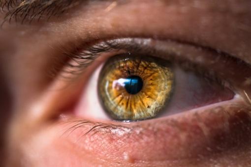 Negydomos kataraktos pasekmė– prarastas regėjimas