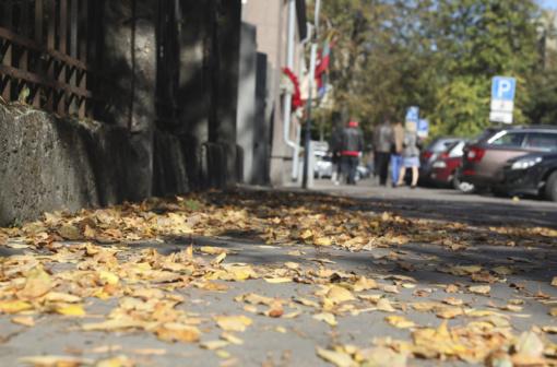 Orai: šiluma iškeliauja – įsivyraus lietuviškas ruduo