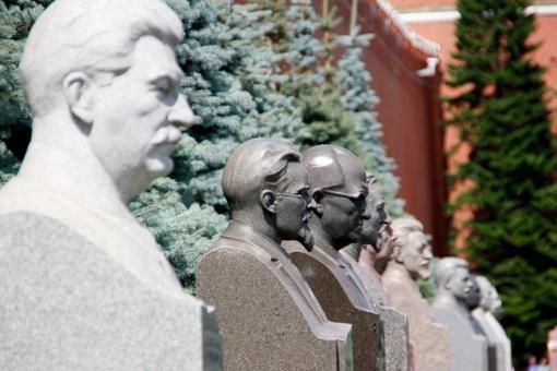 Pusė Rusijos jaunimo nieko nežino apie Stalino represijas, rodo apklausa