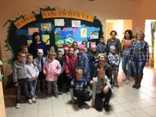 Pasaulinės gyvūnijos dienos paminėjimas Paparčių mokykloje – daugiafunkciniame centre