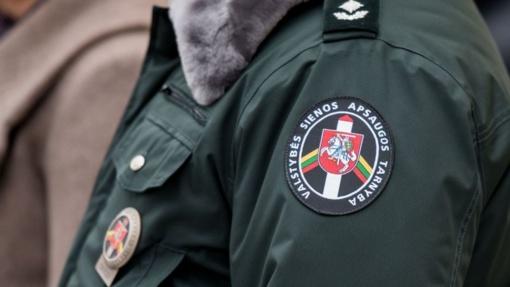 Švenčionių rajone įkliuvo Baltarusijoje gyvenantis Lietuvos pilietis
