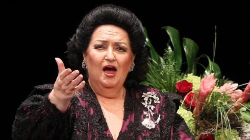 Mirė Ispanijos operos primadona Montserrat Caballe