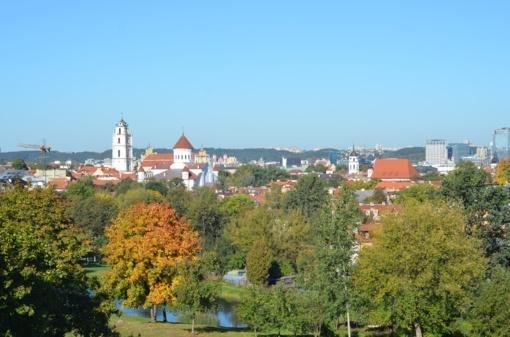 Vilniaus pristatymui užsienyje bus kuriamas trumpametražis filmas