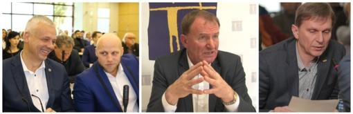 Tarybos nariai kaltina administracijos direktorių A. Bartulį pažeidus įstatymą