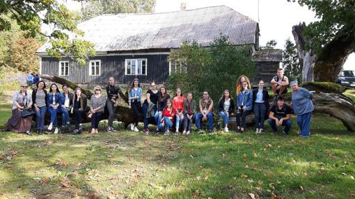 Telšių kultūros paveldas – Lietuvos valstybės kūrimo liudininkas